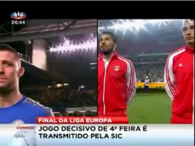 Sic Mostra Discurso Motivacional Que Levaria Qualquer Equipa à Vitória Para Inspirar O Benfica