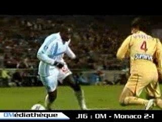 L1, Saison 05/06: OM - Monaco