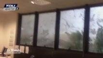Italie : une puissante tornade filmée de l'intérieur