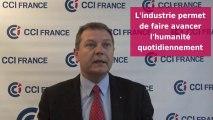 CCI France-Une Minute pour parler d' industrie-N.CHILOFF
