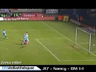 L1, Saison 05/06: Nancy - OM