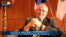 Moselle: la guerre des éoliennes est déclarée - 30/07