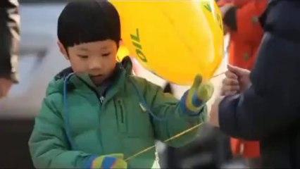 S-Oil HERE balloon