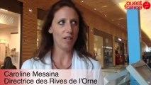 Un bilan des soldes très positif pour les Rives de l'Orne - La directrice du centre commercial des Rives de l'Orne se réjouit des premières soldes.