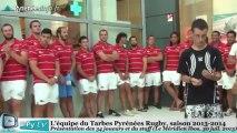 [TARBES]Le Tarbes Pyrénées Rugby 2013-2014 (30 juillet 2013)