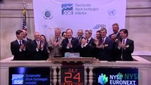 NYSE Euronext Joins the United Nations Sustainable Stock Exchanges Initiative