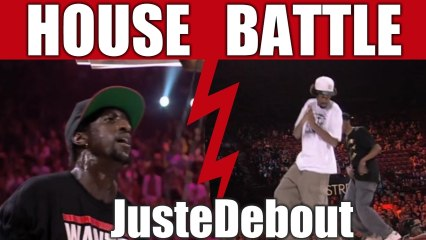 Final – HOUSE - Mamson & Babson (Spain) vs Serge & Kapela (France)