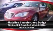 2013 Chrysler 200 Dealership Columbia, SC | Chrysler Columbia, SC