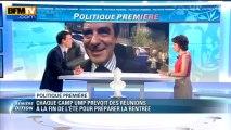Politique Première: l'UMP occulte le volet des idées - 31/07