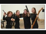 Dale Victorine - Petite Suite for Recorder Quartet, Op. 97