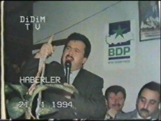 Didim Tv Didimin ilk televizyonu yeRel haberler seçim kampanyaları 1994