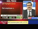Revenues Crossed Rs25,000 cr in FY13: HCL Tech