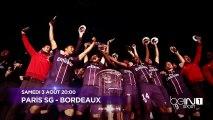 Trophée des Champions : Paris Saint-Germain - Girondins de Bordeaux