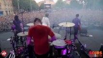 Deportivo - Intrépide - OÜI FM Live - Festival Soirs d'été 2013 - 9 juillet 2013