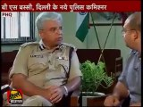 "Exclusive: ""Will make delhi crime free"" says BS Bassi"