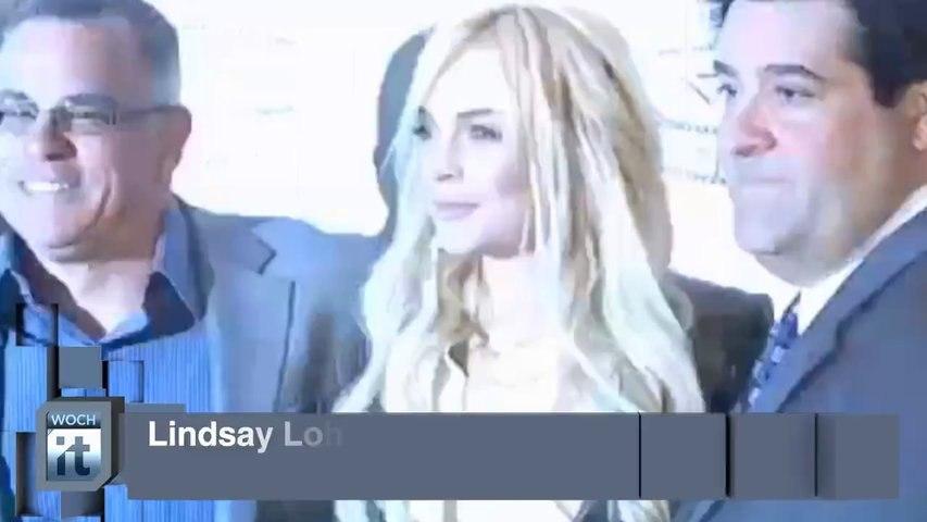 Lindsay Lohan Checks Out Of Rehab