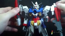 1/100 MG Gundam Age 2 Double Bullet Review