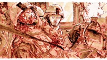 """Trailer de """"Revenants"""", bande dessinée d'Olivier Morel et Maël, en librairie le 22 août 2013"""