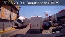 Compilation de CRASH et accidents de Voiture - Août 2013