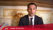 L'économie sociale et solidaire : une économie de niche ? Interview de Benoit Hamon
