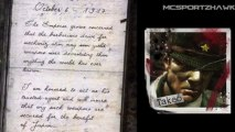 Black Ops 2 Zombies - Map Pack DLC 4 - Takeo Diary Entry Teaser #2 - Zombies Storyline Info!