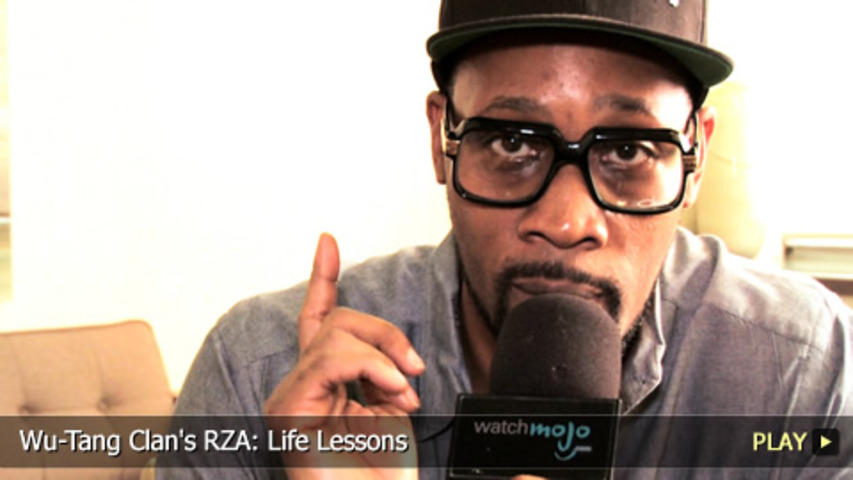 Wu-Tang Clan's RZA: Life Lessons from Quentin Tarantino, John Woo, Quincy Jones