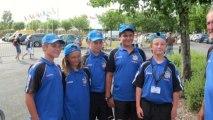 Pêche analyse technique championnat du monde jeunes 2013
