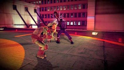 Just Blaze de Tekken 5 Dark Resurrection