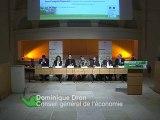 Colloque recherches bio-inspirées - Table-ronde n°2: Biomimétisme et société (7/8)