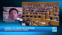 «Scandale des enveloppes» : Rajoy dénonce «mensonges et manipulations»