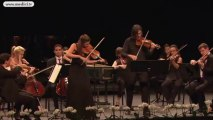 Leonidas Kavakos and Janine Jansen - Bach Concerto for two Violins - Verbier Festival