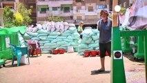 Égypte : Derrière les barricades des islamistes