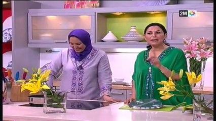 choumicha 2m - Recettes Cuisine Facile | Poulet Roti avec Choumicha Aziza Laayouni