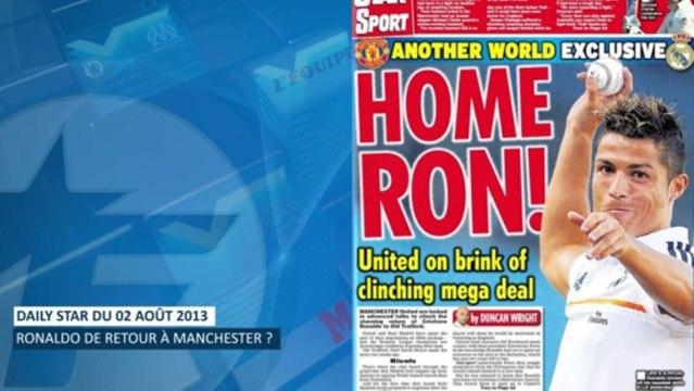 La proposition en or de MU pour Cristiano Ronaldo, Gareth Bale ne veut plus entendre parler de Tottenham
