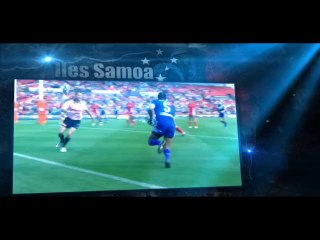 Présentation Coupe du Monde 2013 - France vs Iles Samoa