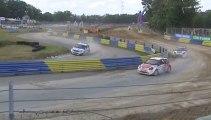 Première victoire pour Chartrain en Rallycross Super 1600