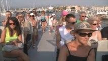 Visite commentee - Mini croisiere dans le golfe de Frejus