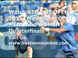 HD VIDEO STREAM Citi Open Singles Quarterfinals