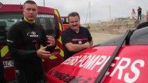 Sauvetage côtier : vigilance estivale des sapeurs-pompiers dans le Morbihan