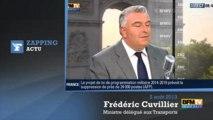 """Vacances des ministres : """"Du repos mais pas de rupture"""""""