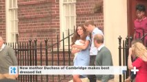 Prince William and Kate Middleton formally register the birth of Prince George