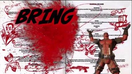 Deadpool Test et Gameplay