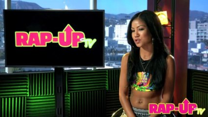 Jhené Aiko Talks 'Sail Out' EP, Rap Alter Ego