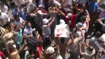 Egypte: la police tire des gaz lacrymogènes sur des pro-Morsi