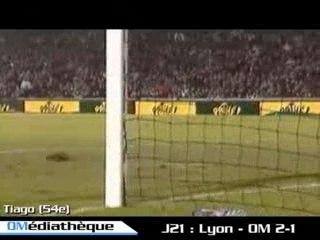 L1, Saison 05/06: Lyon - OM
