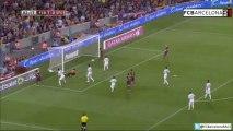 T13/14 Trofeu Joan Gamper: FC Barcelona 8-0 Santos FC (RAC1)