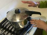 """""""Pressure Cooker & Safety"""" Bajias cooking"""