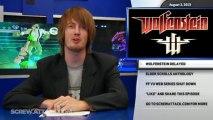Wolfenstein Delayed, Elder Scrolls Anthology, and the FFVII Web Series Has Been Shut Down - Hard News