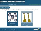 gearbox manufacturers - reduction gearbox manufacturers in Bangalore, India