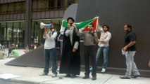 New Yorkers stand with Palestine on international al-Quds Day